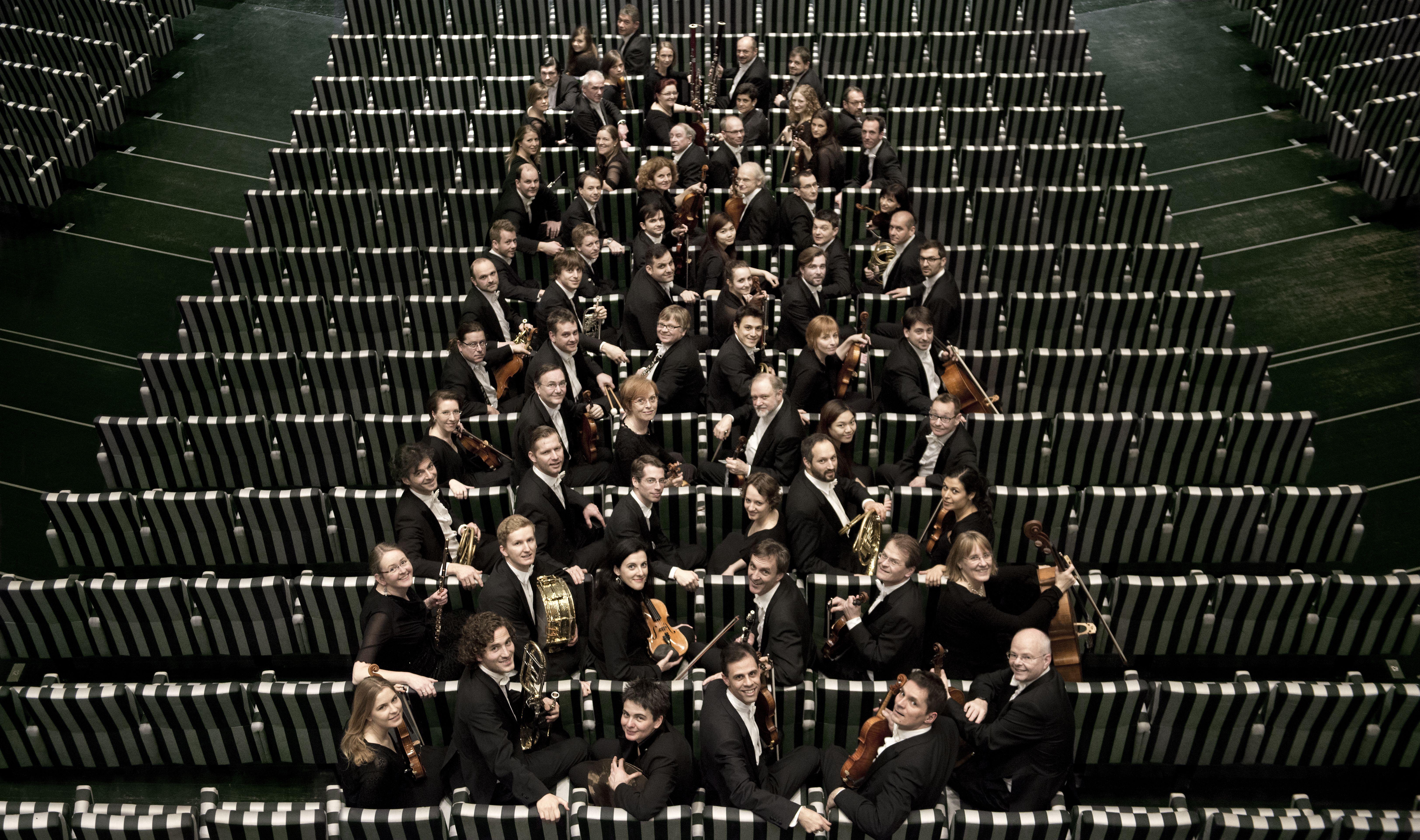 Orchester © Tonkünstler-Orchester Niederösterreich,Foto: Nancy Horowitz