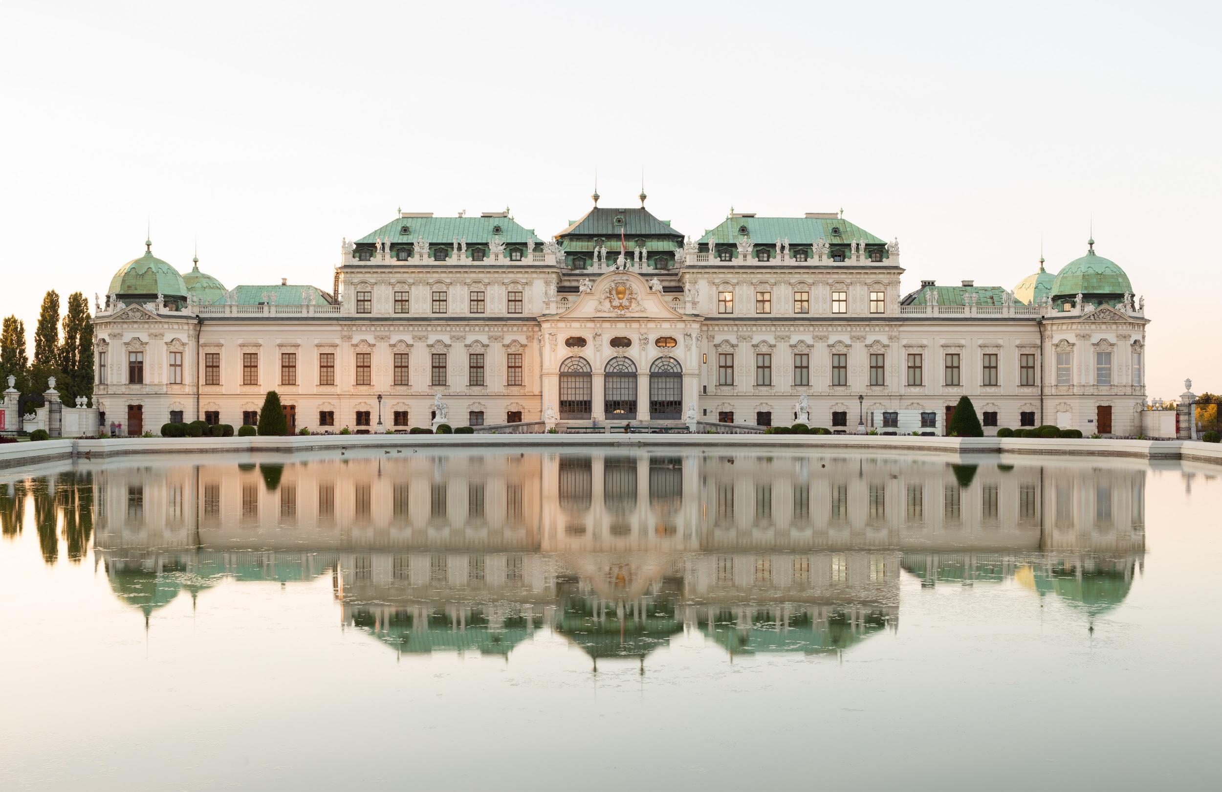 © Foto: Lukas Schaller / Belvedere, Wien