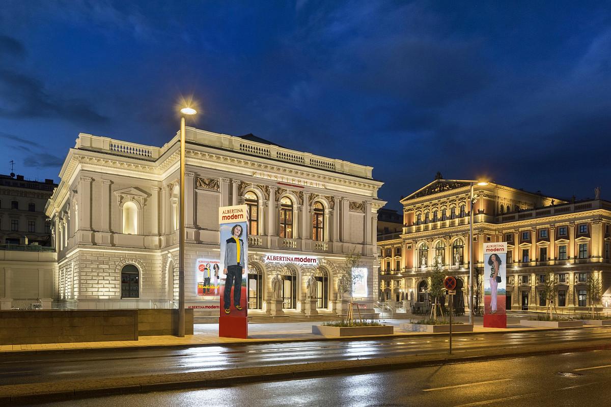 © Foto: Rupert Steiner / Albertina Modern, Wien